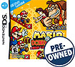 Mario vs Donkey Kong: Mini-Land Mayhem - PRE-OWNED - Nintendo DS