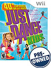 Just Dance Kids - PRE-OWNED - Nintendo Wii