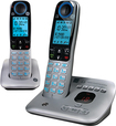 GE - DECT 60 Expandable Cordless Phone System with Digital Answering System