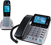 GE - DECT 60 Corded Phone System with Digital Answering System