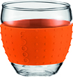 Bodum - Pavina 3-Oz Glasses Set - Orange