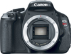 Canon - EOS Rebel T3i 180-Megapixel Digital SLR Camera (Body Only) - Black