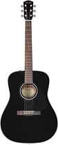 Fender - CD-60 Dreadnought Guitar - Black