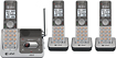 AT&amp;amp;T - DECT 60 Expandable Cordless Phone System with Digital Answering System