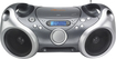 Memorex - CD/CD-R/RW/MP3 Portable Boombox with AM/FM Radio