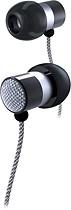 Altec Lansing - Bliss Platinum Earbud Headphones - Black