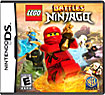 LEGO Battles: Ninjago - Nintendo DS