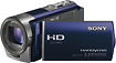 Sony Handycam HDR-CX160/LI 16GB HD Flash Memory Camcorder - Blue