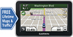 Garmin - n vi 2460LMT 5&quot; GPS with Built-In Bluetooth and Lifetime Map and Traffic Updates