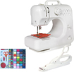 Tivax - Lil Sew &amp; Sew 8-Stitch Sewing Machine - White