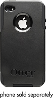 OtterBox - Commuter Series Case for Apple� iPhone� 4 - Black