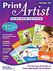Print Artist Platinum Edition Version 24 - Windows