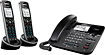 Uniden - DECT 60 Expandable Phone System with Digital Answering System