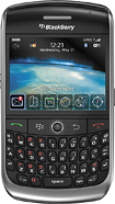 BlackBerry - Curve Mobile Phone (Unlocked) - Black