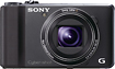 Sony - Cyber-shot 162 Megapixel Compact Camera - Black