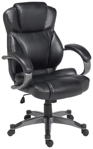 Z-Line Designs - Leather Executive Chair - Black