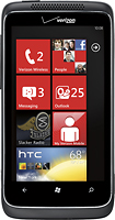 HTC - Trophy Mobile Phone - Black (Verizon Wireless)