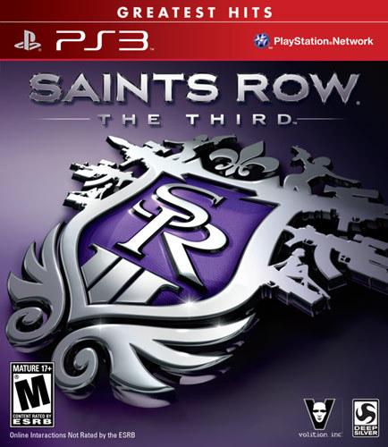 Saints Row: The Third - Playstation 3