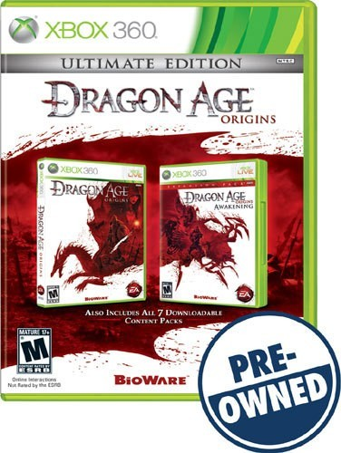 Dragon Age: Origins - PRE-Owned - Xbox 360