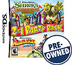 Shrek's Carnival Craze and Madagascar Kartz - PRE-OWNED - Nintendo DS