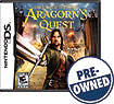 The Lord of the Rings: Aragorn's Quest - PRE-OWNED - Nintendo DS