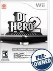 DJ Hero 2 - PRE-OWNED - Nintendo Wii