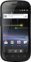 Samsung - Nexus S Mobile Phone - Black (AT&T)