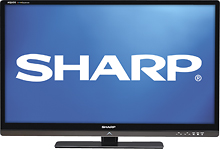 Sharp - AQUOS Quattron 40 inch Class<br />