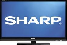 Sharp - AQUOS Quattron 40 inch Class<br />