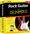 eMedia - Rock Guitar for Dummies Instructional CD