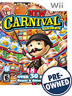 New Carnival Games - PRE-OWNED - Nintendo Wii
