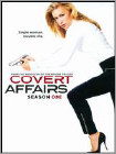 Covert Affairs: Season One [9 Discs] - Widescreen Subtitle - DVD