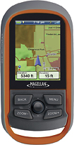 Magellan - eXplorist 310 GPS - Gray/Orange