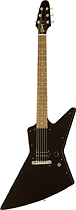 Gibson - Explorer Melody Maker 6-String Full-Size Electric Guitar - Satin Black