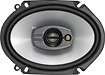 "Buy Speakers   - Clarion Q Series 6"" x 8"" 3-Way Multiaxial Car Speakers with Polypropylene Cones (Pair)"