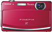 Fujifilm - FinePix Z90 14.2-Megapixel Digital Camera - Red