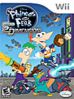 Phineas and Ferb: Across the 2nd Dimension - Nintendo Wii