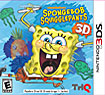 SpongeBob SquigglePants 3D - Nintendo 3DS