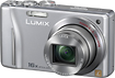 Panasonic - Lumix ZS8 141-Megapixel Digital Camera - Silver