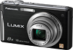 Panasonic - Lumix 16.1-Megapixel Digital Camera - Black