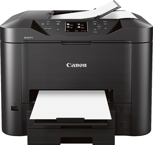 Canon - Maxify MB5320 Wireless All-In-One Printer - Black