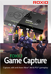 Roxio - Game Capture for Xbox 360 and PlayStation 3