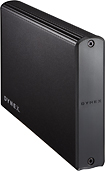 "Dynex� - 3.5"" External USB 2.0 Hard Drive Enclosure"