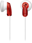 Sony - Earphone - Red