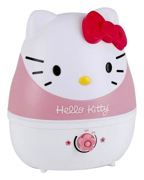 Crane - Hello Kitty 1-Gal. Ultrasonic Cool Mist Humidifier - Pink/White