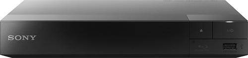 Sony - BDPS1500 Streaming Blu-ray Player - Black