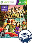 Kinect Adventures - PRE-OWNED - Xbox 360
