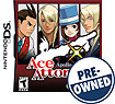 Apollo Justice: Ace Attorney - PRE-OWNED - Nintendo DS