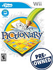 uDraw Pictionary - PRE-OWNED - Nintendo Wii