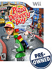 Pizza Delivery Boy - PRE-OWNED - Nintendo Wii